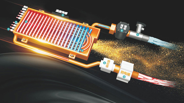 汉逊想为你解惑,磁能电热水器如何实现水电分离
