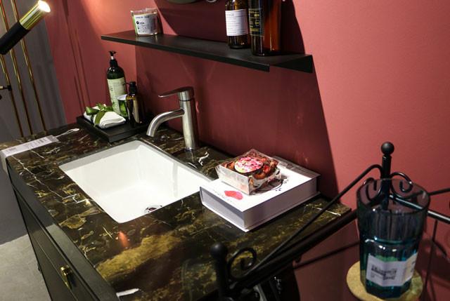 汉逊集成浴室柜热水器安装要求,让您更舒适更省心