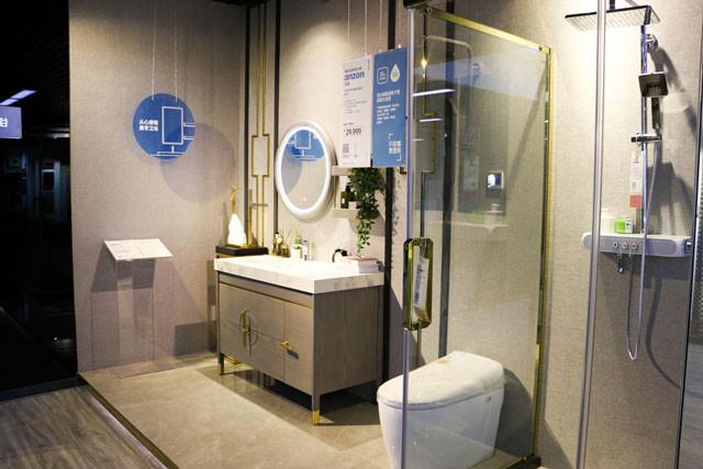汉逊集成浴室柜热水器安装操作要点介绍