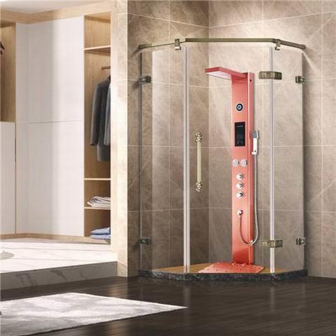 这些淋浴屏清洁保养知识,你一定要get!