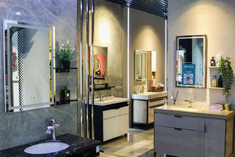 现代家庭浴室装修为什么都选择汉逊集成热水器?